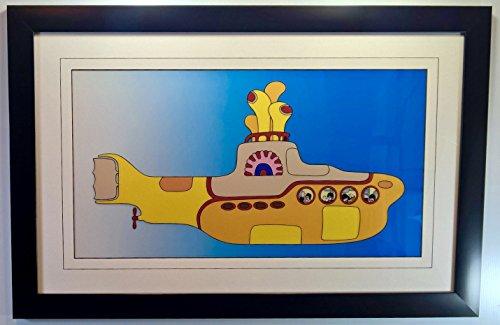 The Beatles Yellow Submarine Sericel