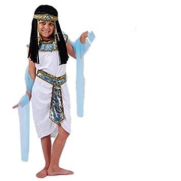 Thematys Cleopatra Aphrodite Gottin Kostum Set Fur Kinder Perfekt