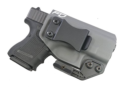 Fierce Defender IWB Kydex Holster Glock 26 27