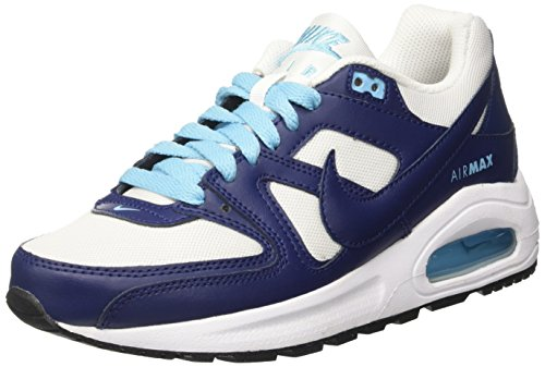 Sneaker Flex Command Bianco Bambina Collo Air binary black Basso Blue Nike Sky vivid white Max A Gs AwxSEXqt