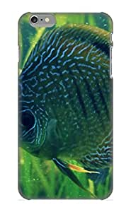 Case Provided For Iphone 6 Plus Protector Case Animal Fish Phone Cover With Appearance