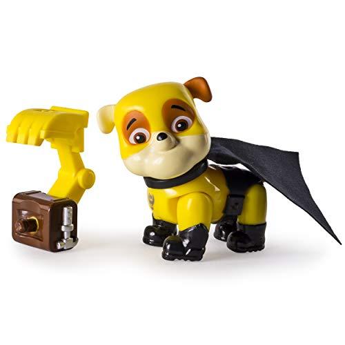 (Paw Patrol - Rubble Super Pups Figure)