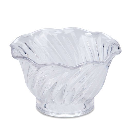 5 oz. Tulip Dessert Dishes - Clear 12 / Pack