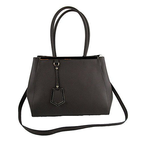 Borsa da donna a spalla in vera pelle Made in Italy FG