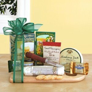- The Manly Man Meat and Cheese Gift Set | Cheese, Sausage, Crackers and More