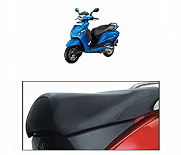 Magnificent Spedy Scooter Scooty Seat Cover Black For Tvs Jupiter Machost Co Dining Chair Design Ideas Machostcouk