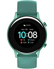 Smart Watch UMIDIGI Urun S, Fitness Tracker with Blood Oxygen(SpO2) Monitor and Heart Rate Monitor for Women Men, 5ATM Waterproof Smartwatch, Step Counter, Sleep Monitor for iPhone Samsung and Android.