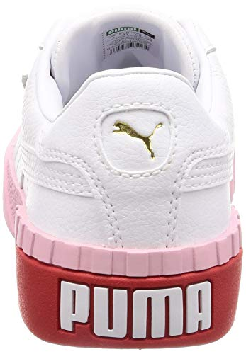38 Mujer Para Wn's Zapatillas Cali pale Pink Blanco White Puma Eu 6wqzISa