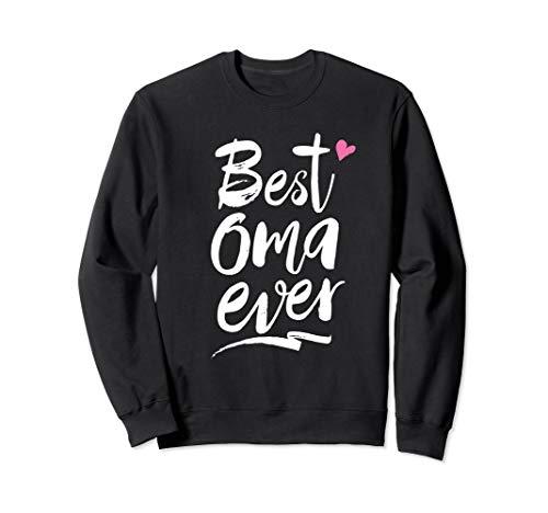 (Best Oma Ever German Grandma Gift Sweatshirt Grandmother)