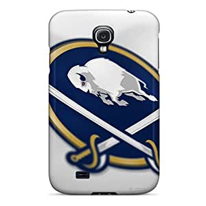 New Arrival Case Cover With VbhyC2706yYctr Design For Galaxy S4- Buffalo Sabres