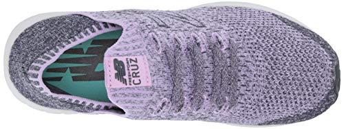 Dark thunder Cruz V2 Balance Trainers Sokken Women's poolvos Fresh New Foam Violet FR8v8n