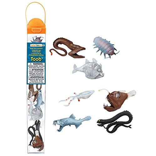 Safari Ltd. Deep Sea Creatures (Electric Animals Sea)