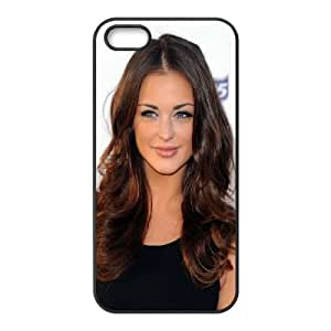 Celebrities Lauren Budd iPhone 4 4s Cell Phone Case Black DIY present pjz003_6365788