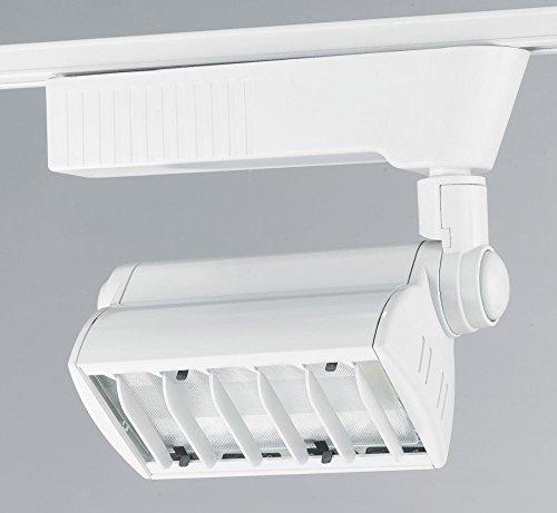 White 1 Light Line Voltage Metal Halide Track Head
