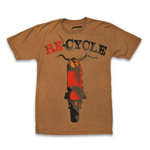 Organic T-shirt 2010 Mens - Organic Cotton