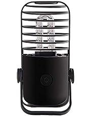 BESPORTBLE 1Pc Lámpara de Mesa Lámpara de Esterilización UV Luz de Desinfección para Oficina en Casa (Blanco)