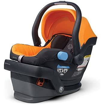 UPPAbaby MESA Infant Car Seat Drew Orange Discontinued By Manufacturer