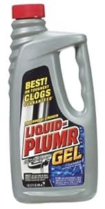 Liquid-Plumr Professional Strength Liquid Drain Cleaner