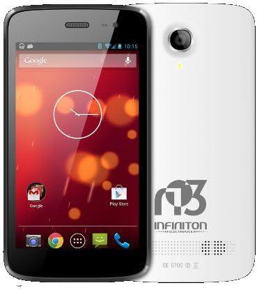 TELEFONO INFINITON N3 Plus Blanco 4