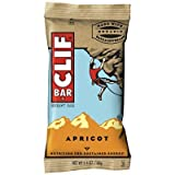Clif Bar, 2.4 Ounce - Organic Apricot (12 Pack) from Clif Bar