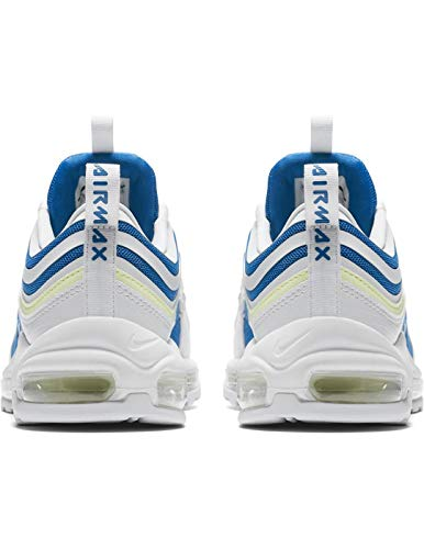 39 Blanco MAX Blanco Ultra Zapatillas Nike Air Azul 97 Mujer Hwqw7zx