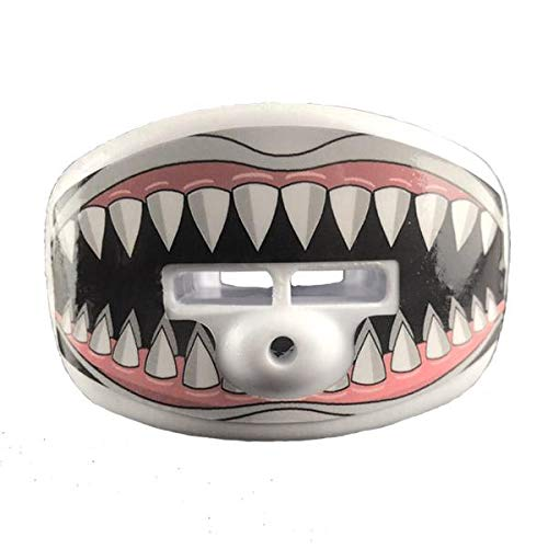 pacifier mouth guard for football - 7