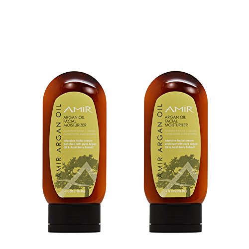 Amir Argan Oil Facial Moisturizer 4oz