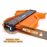 Contour Gauge with Lock, VARSK 2 Pack Widen Shape