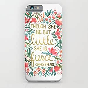 Society6 - Little & Fierce iPhone 6 Case by Cat Coquillette BY supermalls