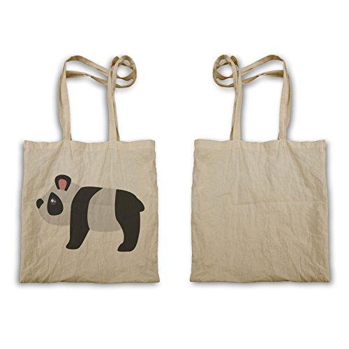 Pandabär 02 Tragetasche t246r