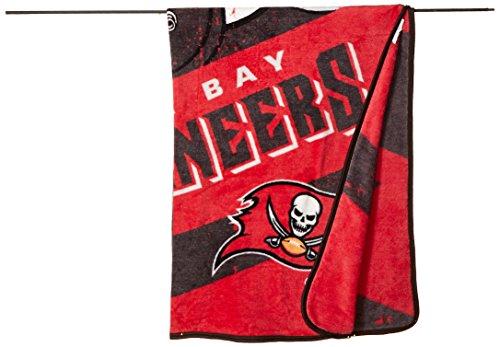 "The Northwest Company NFL Deep Slant Micro Raschel Throw, forty six"" x 60″ – DiZiSports Store"