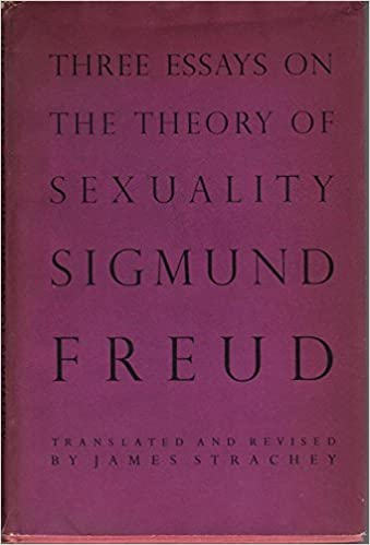 freud three essays on the theory of sexuality standard edition