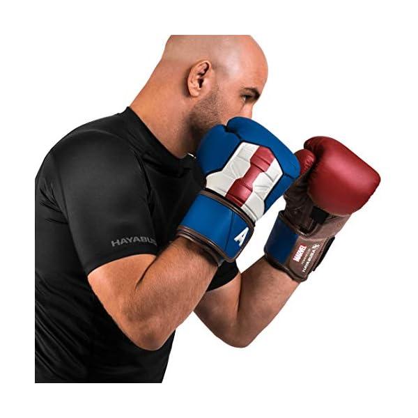 Hayabusa | Boxing Gloves | Marvel Hero Elite Series 5