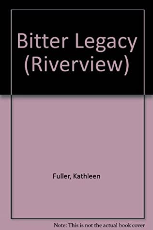 book cover of Bitter Legacy