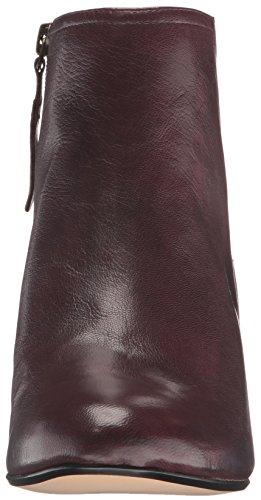 Wine Women's West Hadriel Leather Nine Boot nwz0fOAvq