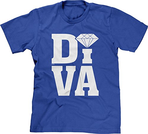Blittzen Mens Diva, XL, Royal (Diva Halloween Battle Royal)