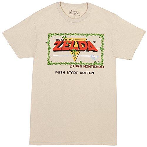Legend Zelda Original Start T shirt