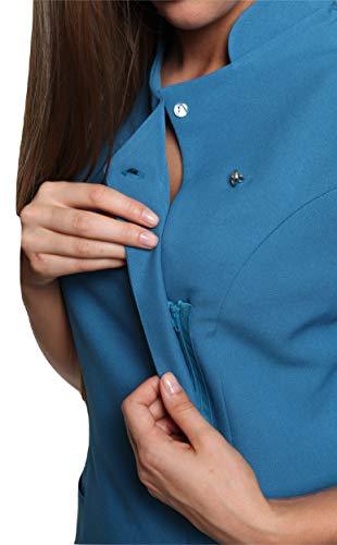 Alzavola Estetista Abbigliamento Casacca Donna Freya qxa44CHZ