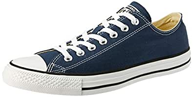 Converse Australia Chuck Taylor All Star Classic Unisex Adults Sneakers, Navy, 4.5 US