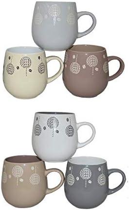 House 2 Home 7 pc Coffee Mug Set
