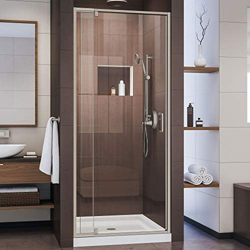 (Dreamline SHDR-22287200-04 Flex Shower Door, 28-32