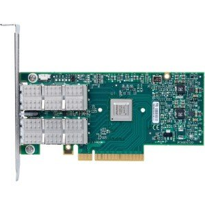 MCX314A-BCCT Mellanox Technologies, Inc. Connectx-3 Pro En Network Interface Card, 40-56gbe, Dual-port Qsfp, Pc