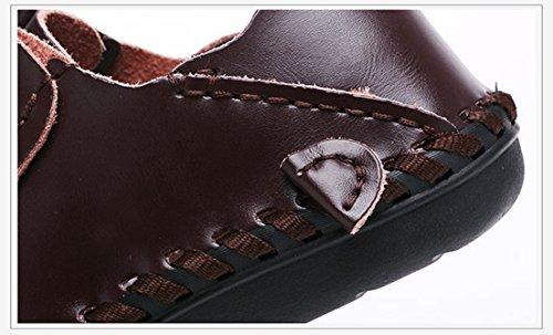 Marrone 5 EU 39 Stringate Brown Dark Seaoeey Uomo Basse Scarpe wz1qx8pI