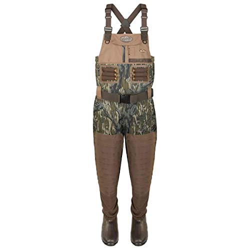 (Drake Men's Guardian Elite Insulated Breathable Chest Waders, Regular, Original Treestand, 10)