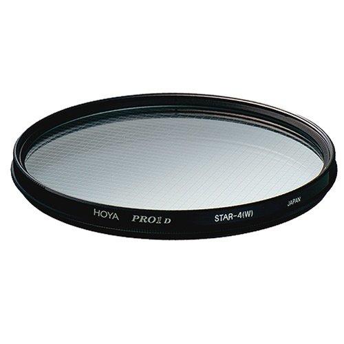 Hoya 62mm PRO1 Four Point Cross Screen Glass Filter (4X)