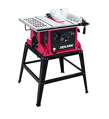 Skil 3310-01-RT Factory Reconditioned Benchtop Table Saw, 10-Inch