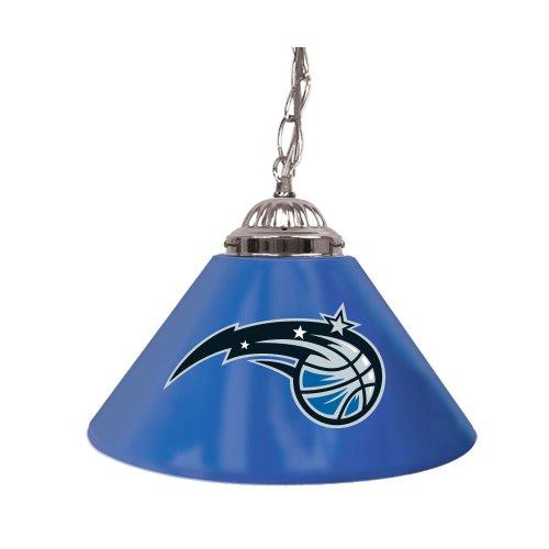 NBA Orlando Magic Single Shade Gameroom Lamp, 14'' by Trademark Gameroom