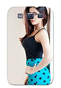 Forever Collectibles Anaika Soti Actress Beautiful Beauty Bollywood Brunee Celebrity Hard Snap-on Galaxy S3 Case With Design Made As Christmas's Gift