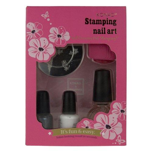 Konad Stamping Nail Art Kit Stamping Price At Flipkart Snapdeal