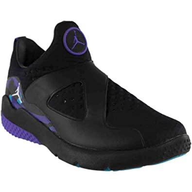 4d4868e39e627a Image Unavailable. Image not available for. Color  Jordan Men s Trainer  Essential Running Shoe Black White-Varsity Purple-Aquatone 10